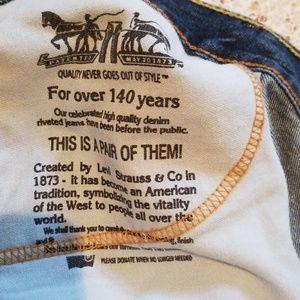Levi's Jeans - Levi Strauss  550 Jeans